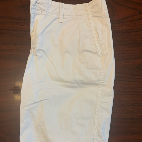 Old Navy Pants - Old navy white Bermuda short